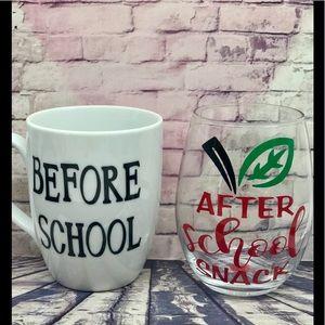 Teacher or student gift set
